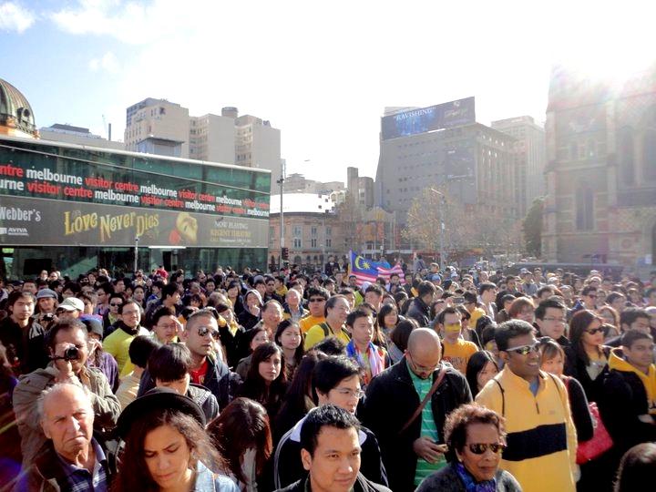 Bersih 2.0 in Melbourne July 9